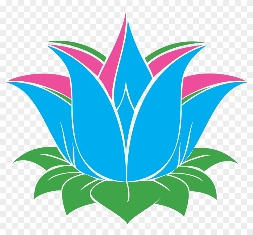 Lotus Flower Silhouette Free Transparent Png Clipart Images Download