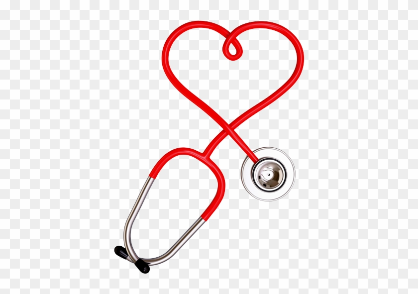 Heart Stethoscope Black And White Clipart Free Clip - Bma ...