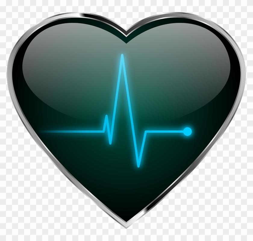 Nurse Clipart Stethoscope - Medical Heart Transparent Background #1197510