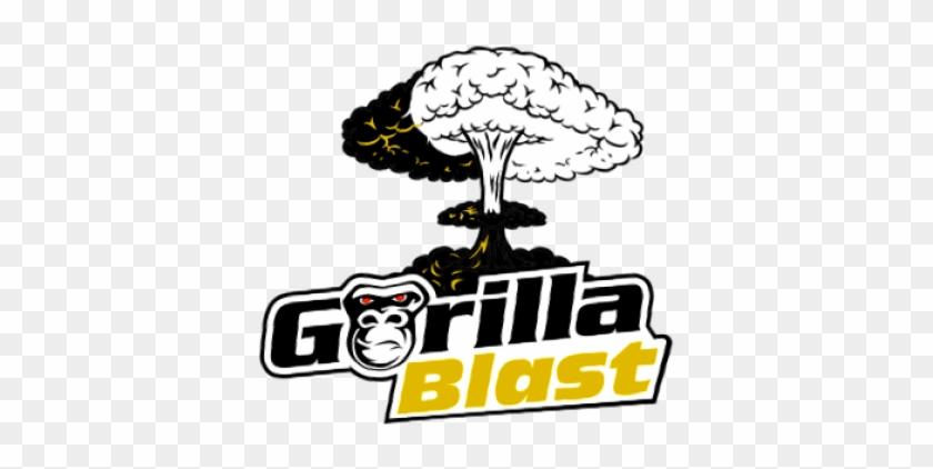 Gorilla Blast Pedal Go Kart Yellow 4-7 Yrs - Go-kart #1197580