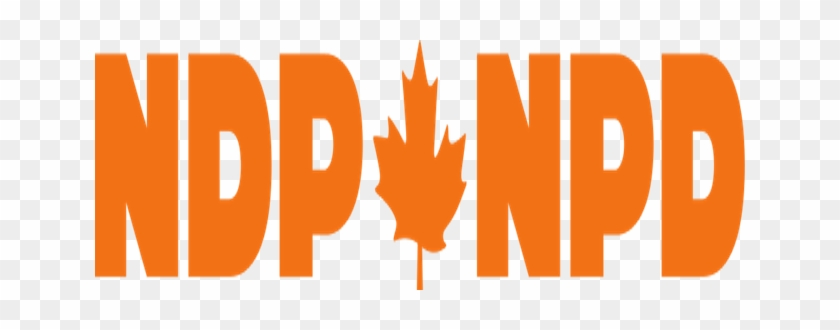 Ndp Npd Canada Logo - Makers Of Canada: Index And Dictionary #1197695