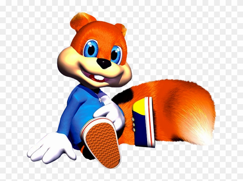 Download - Conker's Bad Fur Day #1197992