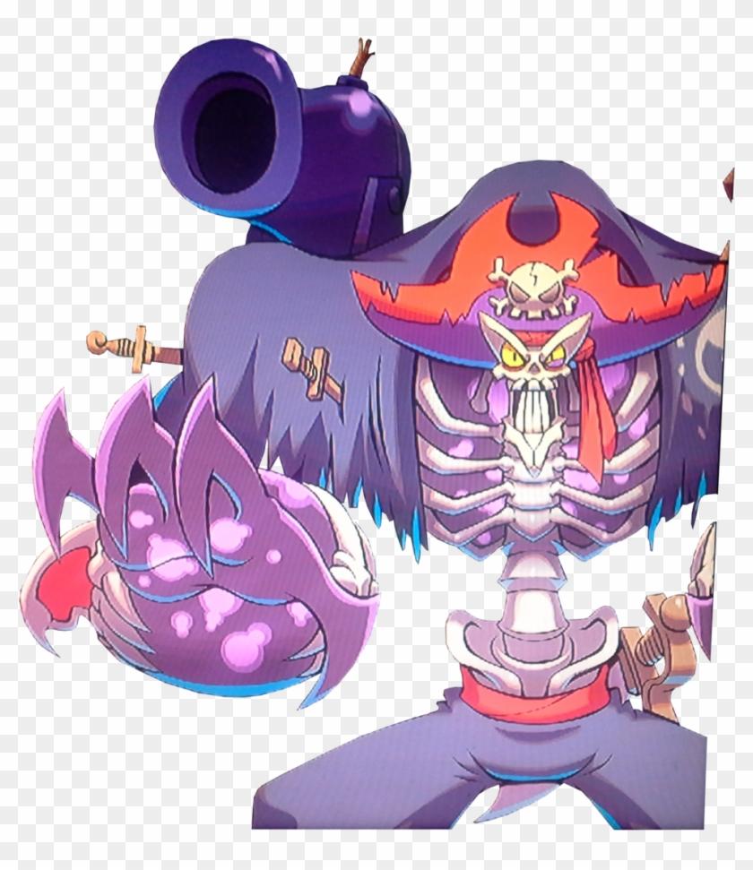 Pirate Master - Shantae And The Pirate's Curse Pirate Master #1198220