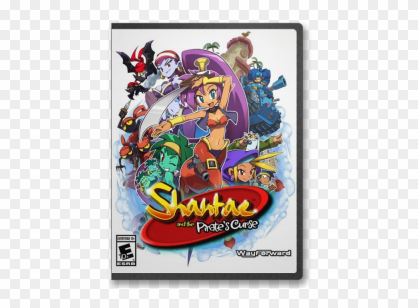 Shantae And The Pirate's Curse [gog] - Shantae And The Pirate's Curse 3ds #1198265