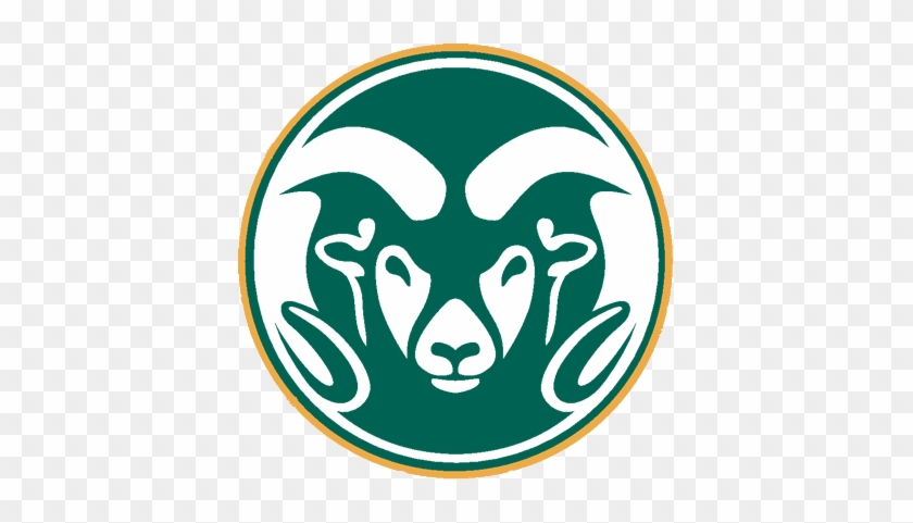 Csu Rams Logo Real Clipart And Vector Graphics U2022 - Colorado State University Mascot #1198384