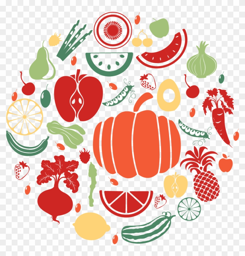 Fruit Clipart Bush Fruits And Vegetables Icon Free Transparent Png Clipart Images Download