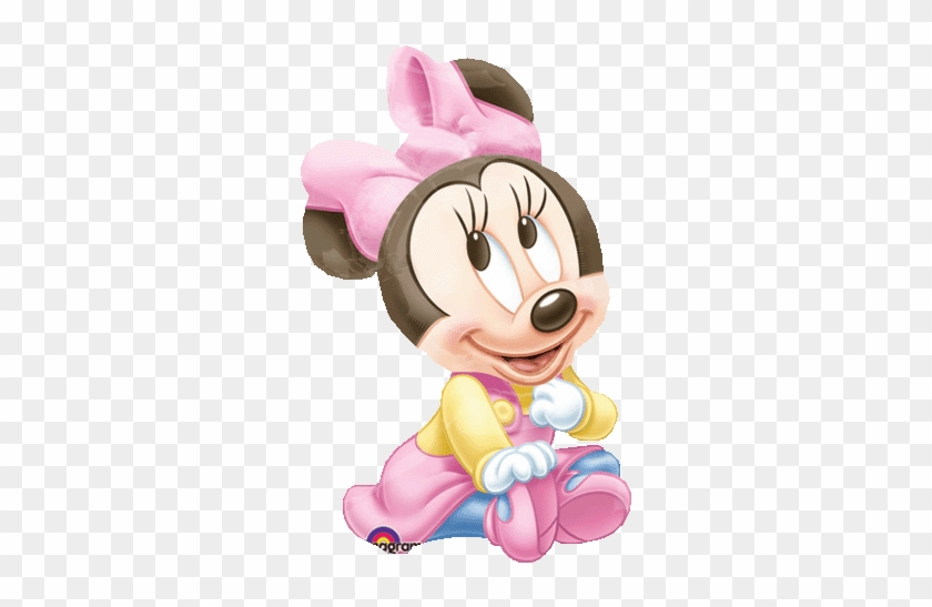 Free Baby Minnie Mouse Clip Art Png Minnie Mouse 1st Birthday
