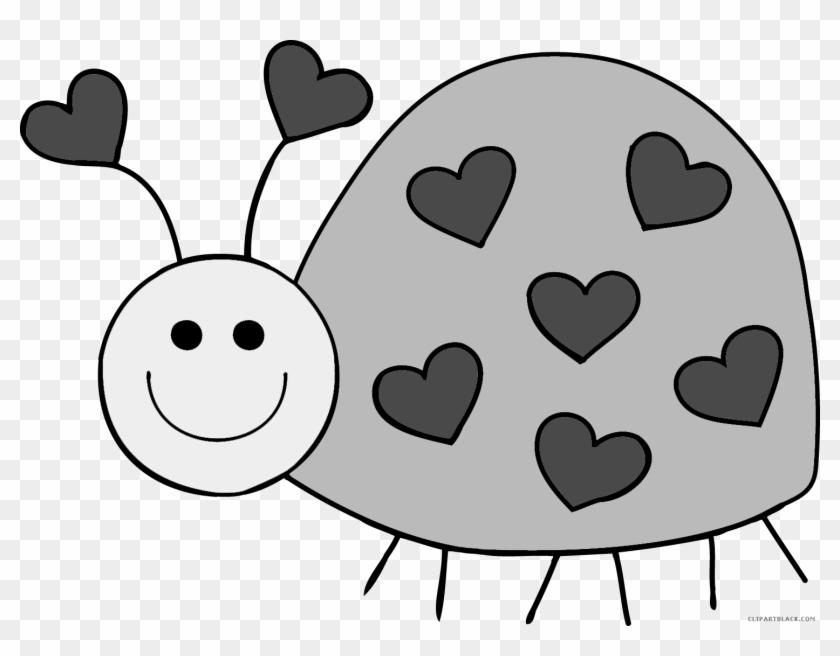 Cute Bug Animal Free Black White Clipart Images Clipartblack - June Bug Clip Art #1200689