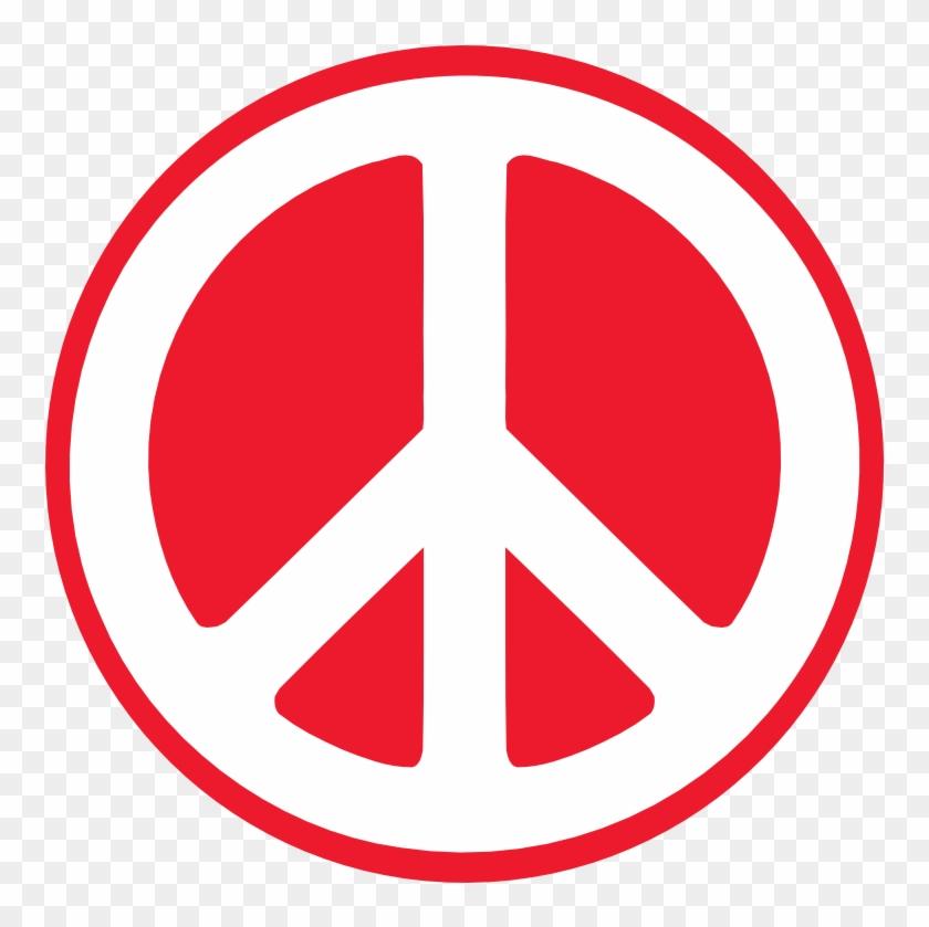 Japanese Flag Clip Art Clipartsco Peace Sign Transparent Clipart