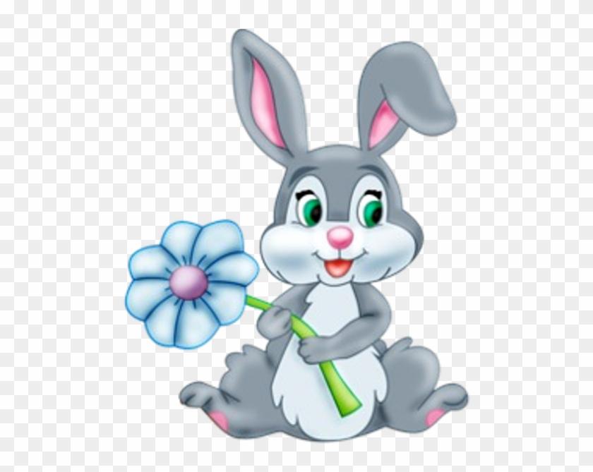 Bunnies Clipart Transparent Background Cute Cartoon Easter Bunny