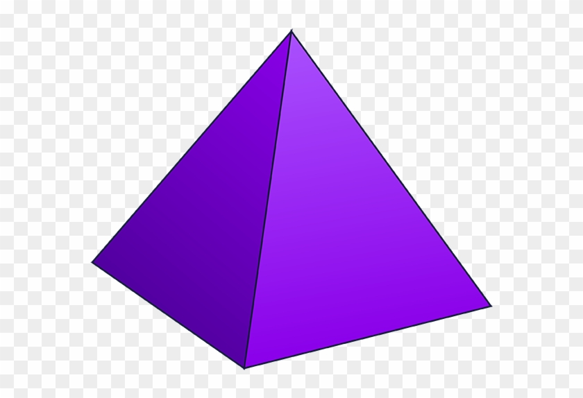 24 images of solid pyramid shape template cone pyramid 3d shapes