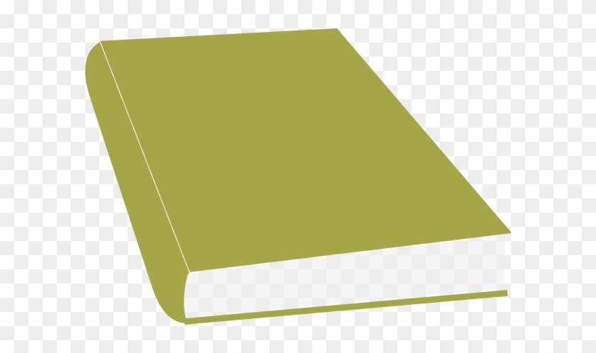 Book Vector Graphic - Closed Book Clip Art #1203664