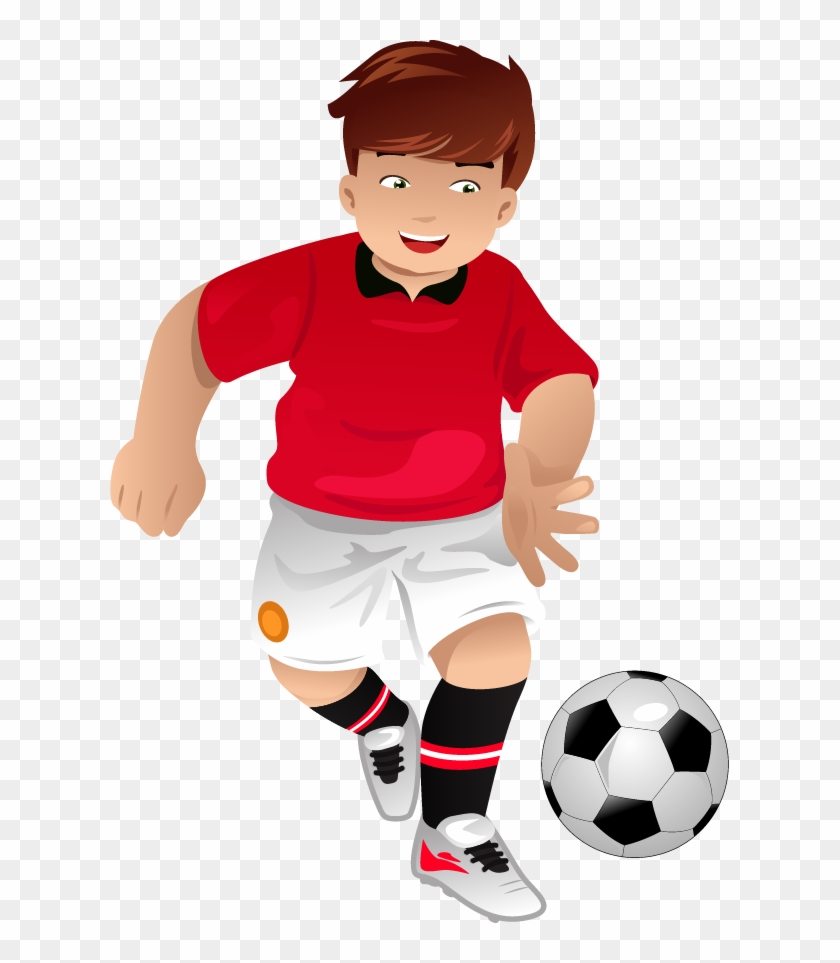Football Player Drawing Soccer Players Cartoon Png Free Transparent Png Clipart Images Download