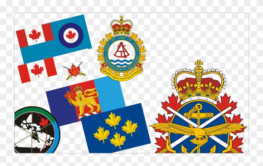 Canadian Military Insignia - Canadian Military Navy Insignia #1204048