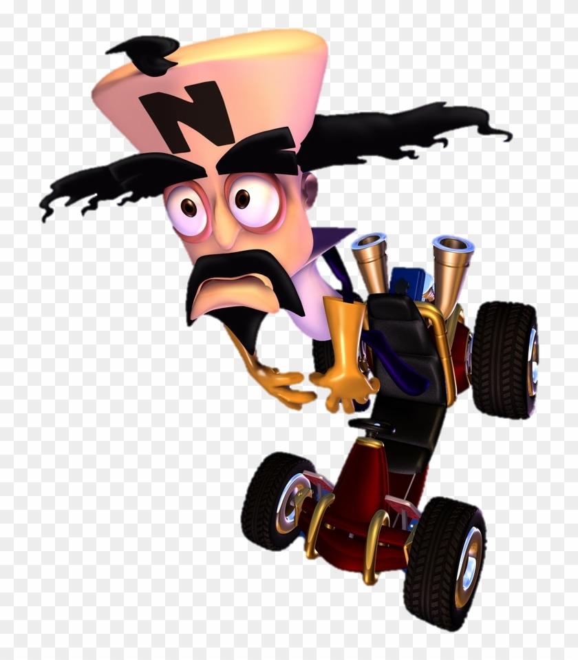 Crash Team Racing - Crash Team Racing Cortex #1204087