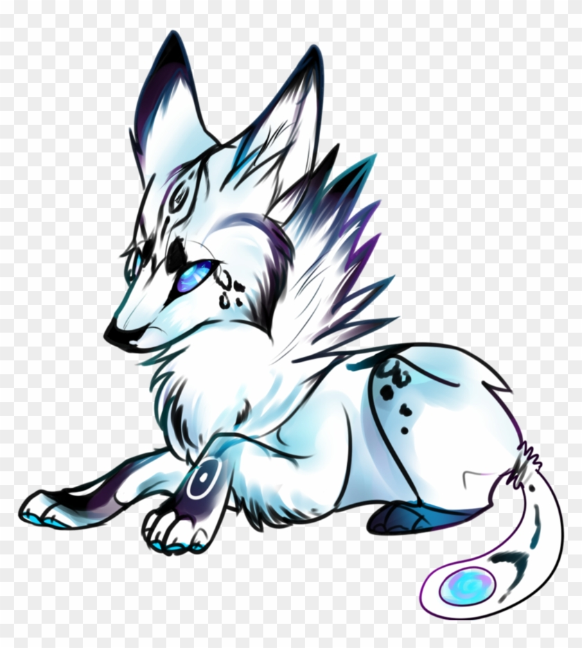 Anime Clipart Wolf