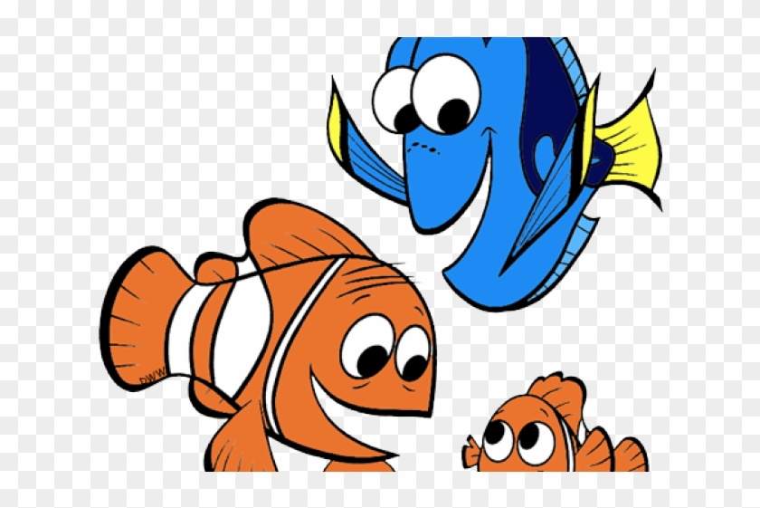 Finding Nemo coloring page and Disney coloring page | Nemo ... | 561x840