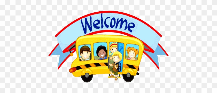 Welcome To Little Fingers - Welcome Back To School Clipart #1206213