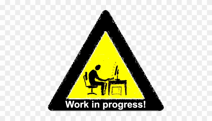 Work In Progress Icons Work In Progress Icon Transparent Free Transparent Png Clipart Images Download