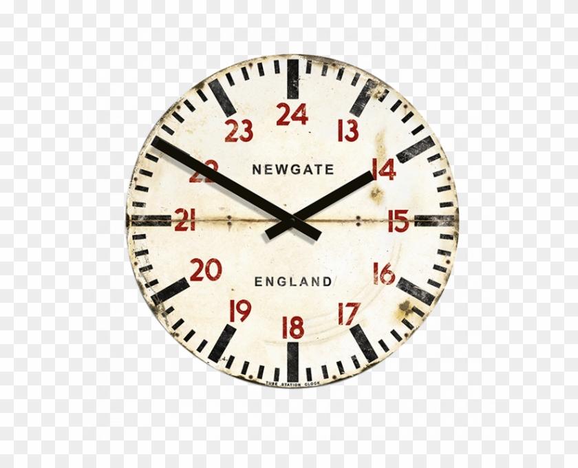Vintage Tube Station Clock Newgate Clocks Newgate Tube Station