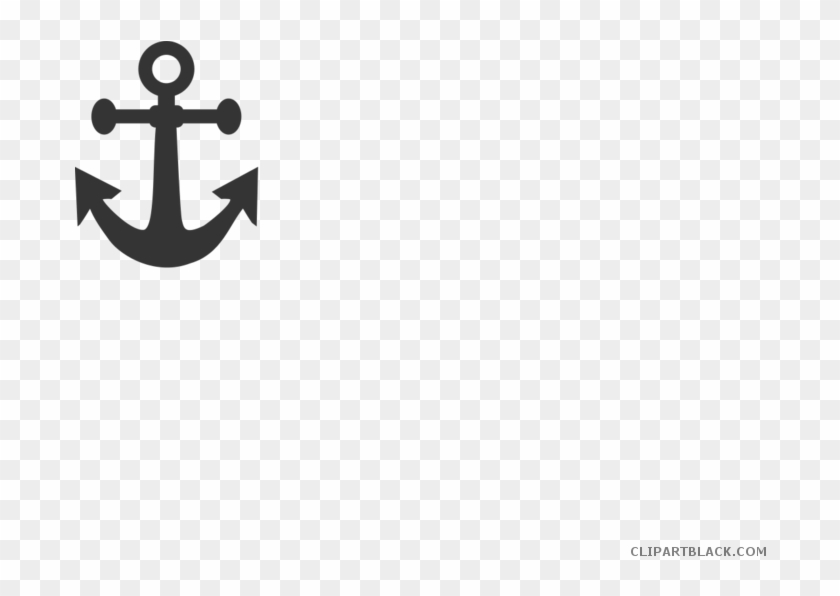 Navy Anchor Tools Free Black White Clipart Images