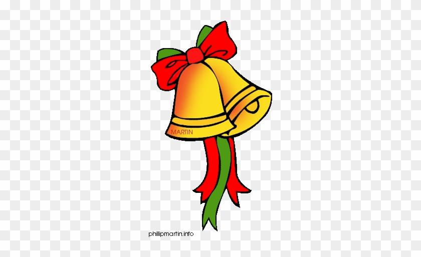 Christmas Bells Clip Art - Christmas Bells Clip Art #1207000
