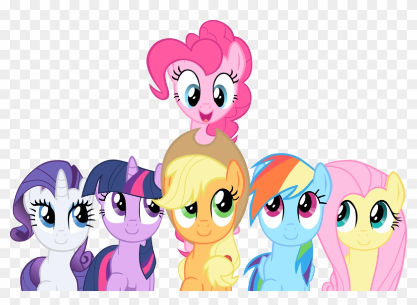 My Little Pony G5 - Free Transparent PNG Clipart Images Download
