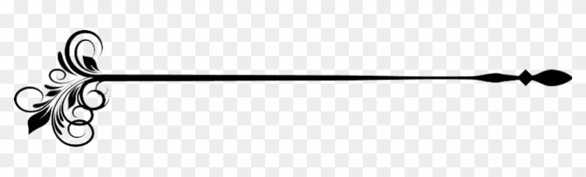 Blurb - Decorative Line Divider Png #1207443