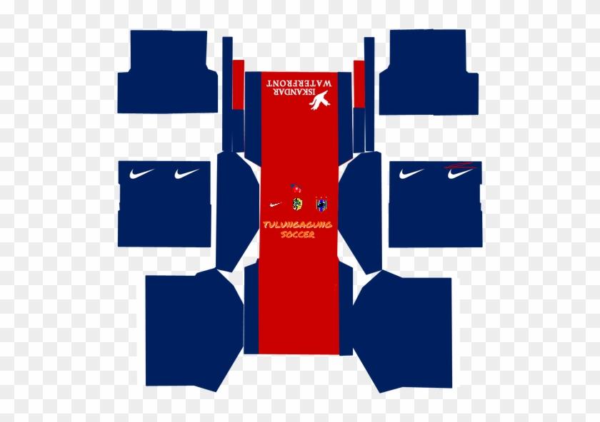 best website 5c230 20475 Dream League Soccer Kit Gk Manchester United 2017 - Free ...