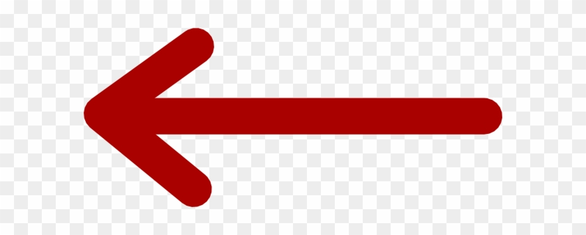 Arrow Clip Art At Clker Com Vector Clip Art Online - Red Arrow Vector Png #1208727
