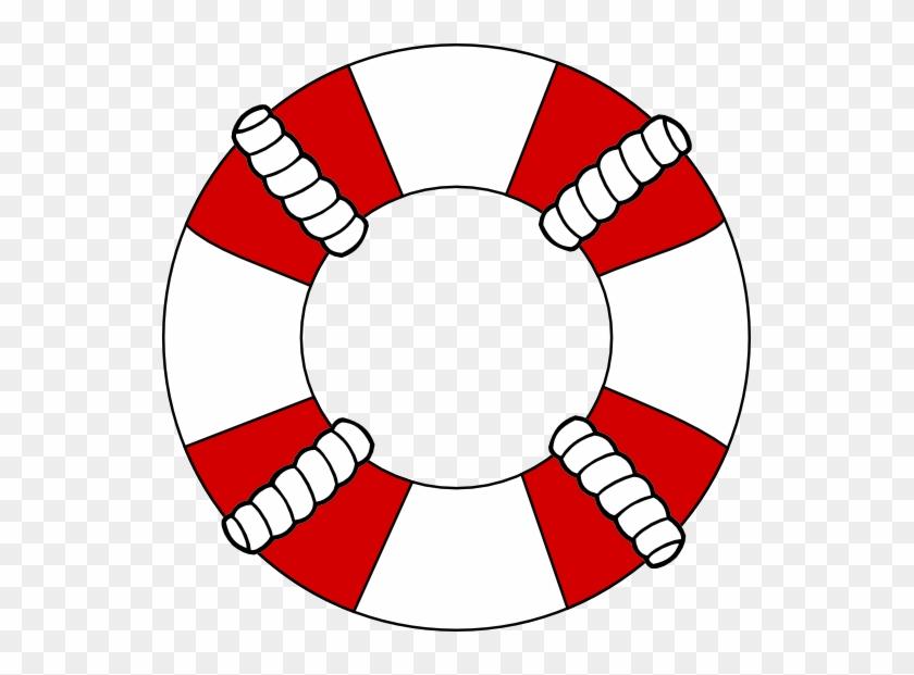 Life Ring Clip Art #1209441