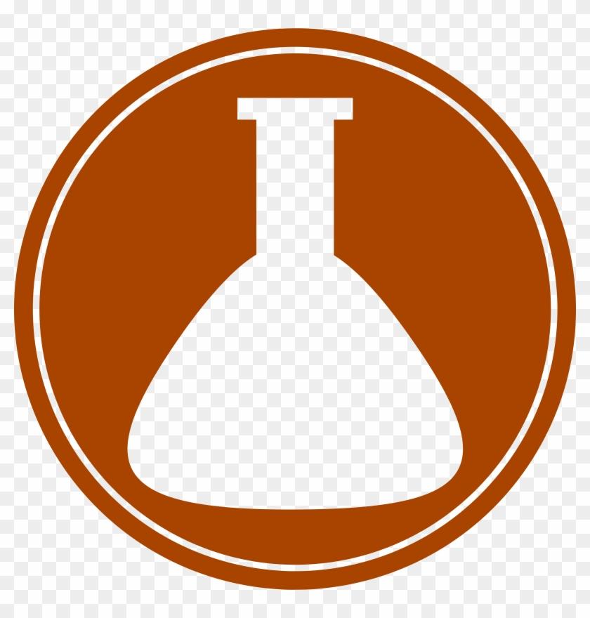 Big Image - Erlenmeyer Flask Logo #1210297