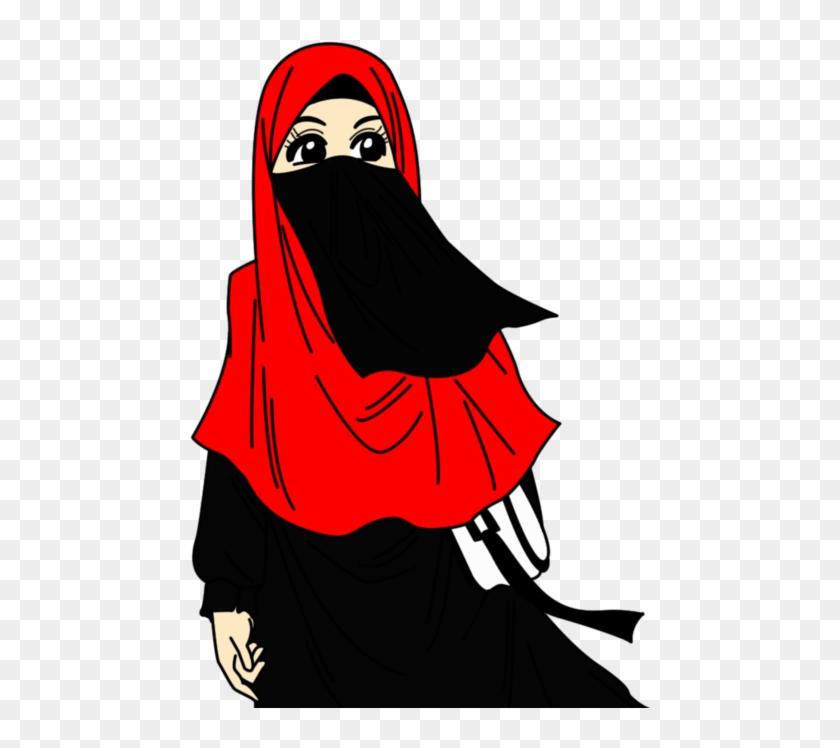 Gambar Kartun Wanita Png Kartun Wanita Nikab Free Transparent Png Clipart Images Download