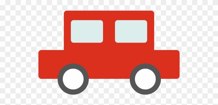 車 赤 のシンプルイラスト フリー 素材 車 イラスト Free Transparent Png Clipart Images Download