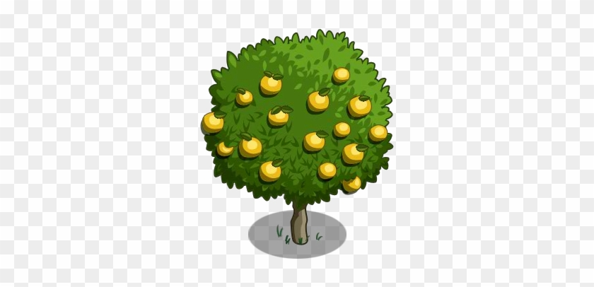 Grapefruit Tree 100-icon - Farmville Trees #1212085