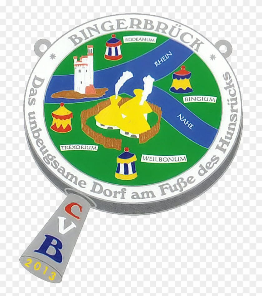 Carnevalverein Bingerbrück E - Emblem #1213016
