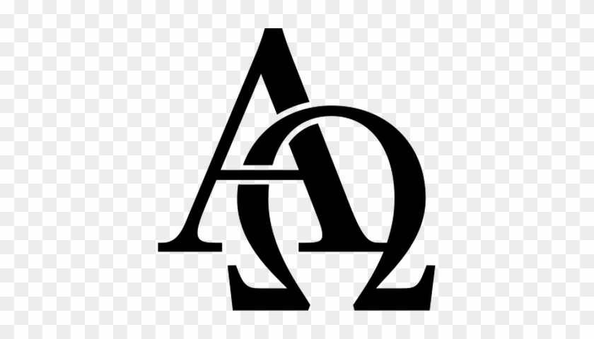 Greek Latin Roots Alpha And Omega Symbols Free Transparent Png
