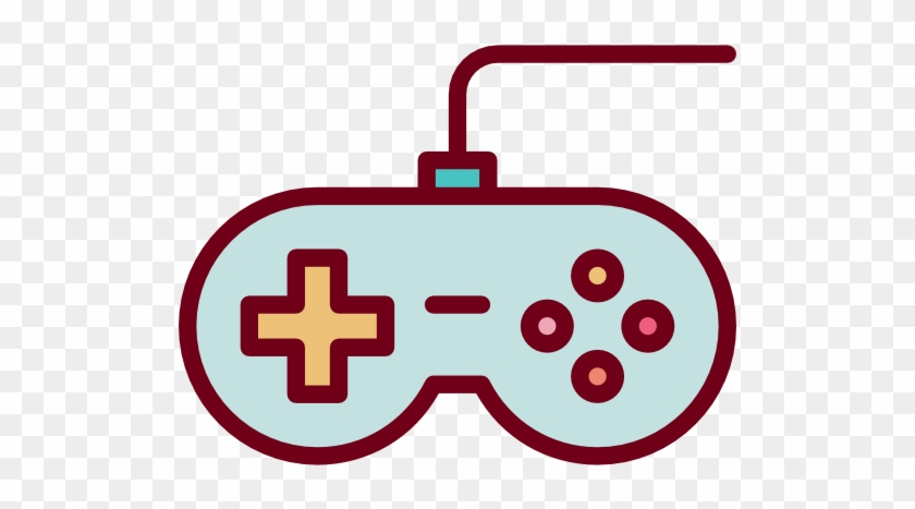 Multimedia Joystick Gaming Gamepad Technology Video Game Controller Cartoon Free Transparent Png Clipart Images Download