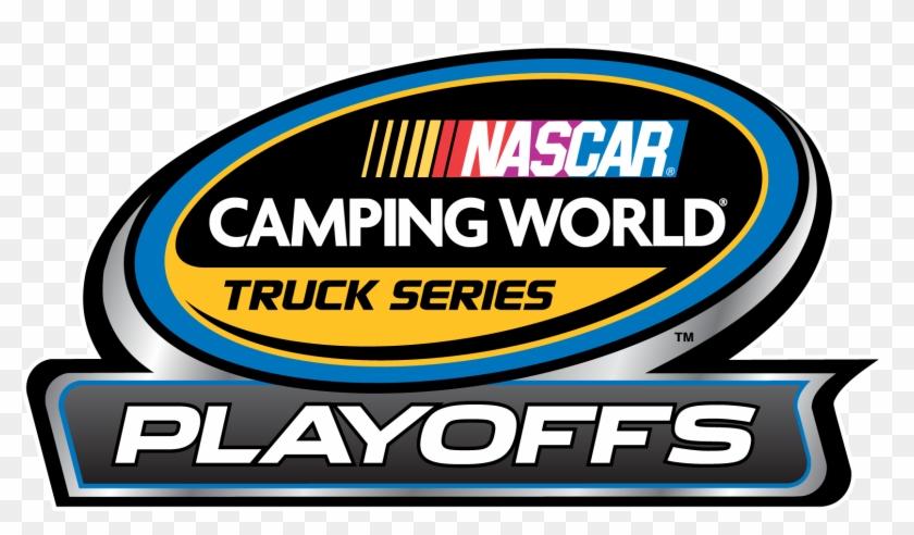 Talladega 250 Nascar Camping World Truck Series Playoffs - Nascar Camping World Truck Series Playoffs Logo #1215118