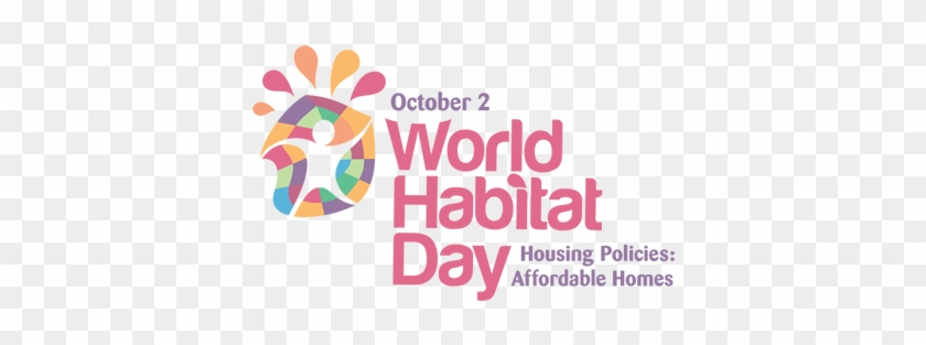 World Health Day Logo Un Habitat Gabitat Essay Whd - World Habitat ...