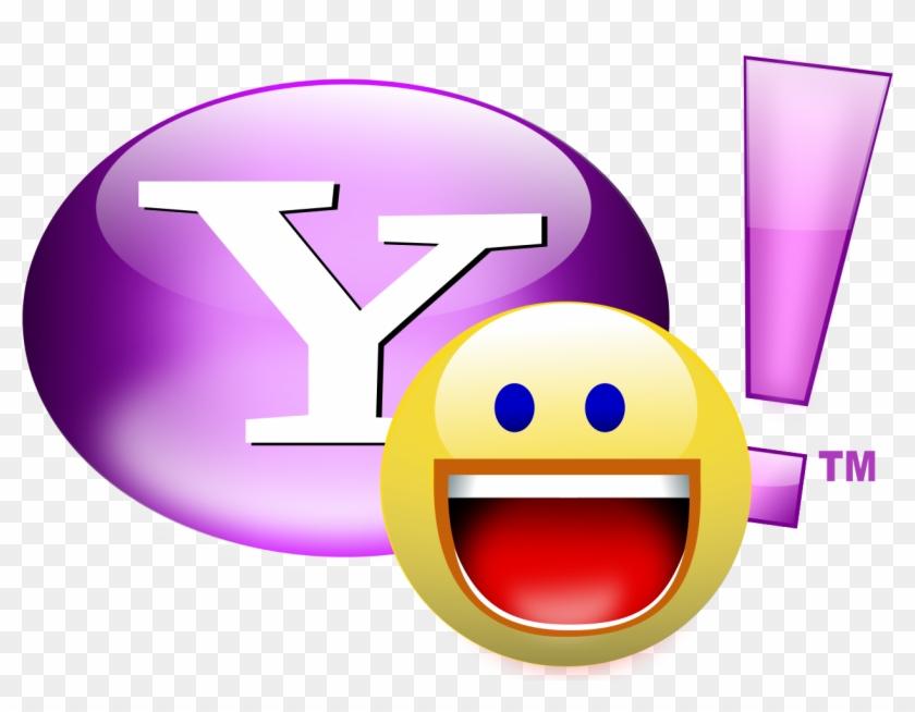500 Millions De Comptes   Yahoo Messenger Logo Old   Free