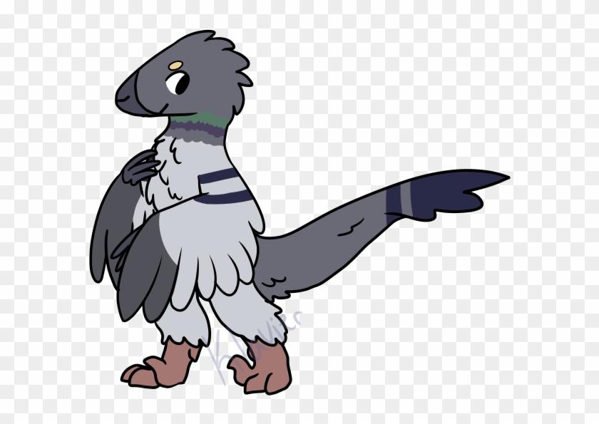 Australian Galah Cockatoo Owned By Hau - Bird Of Prey #1216172
