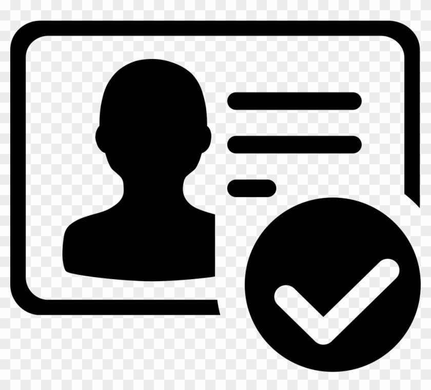 identity authentication comments identity icon png free transparent png clipart images download clipartmax