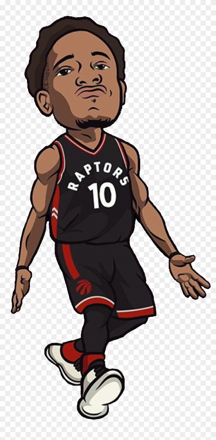 Which Nba Players Are Introverted Basketball Player Cartoon Png
