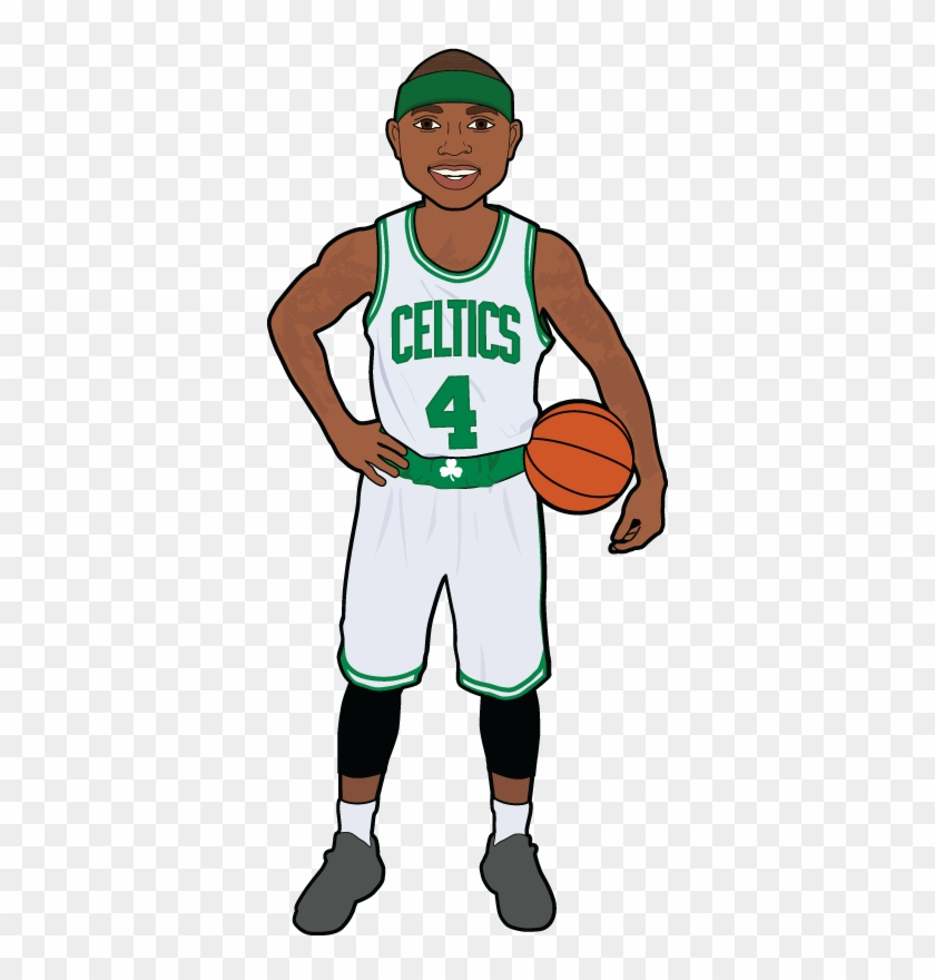 Celtic Basketball Player Clip Art Cartoon Nba Players Png Free