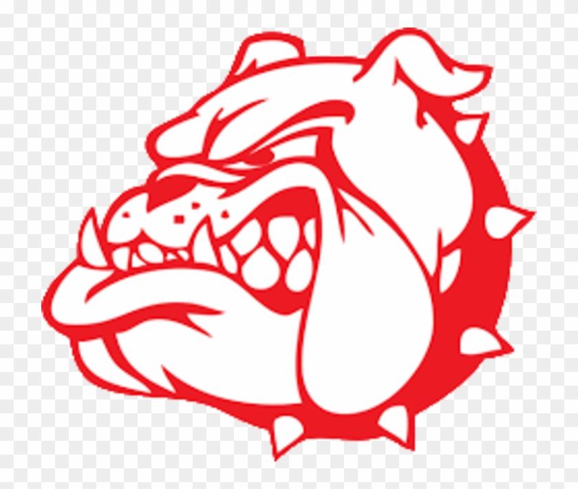 St Anthony Logo - Bulldog High School Mascot #1216699