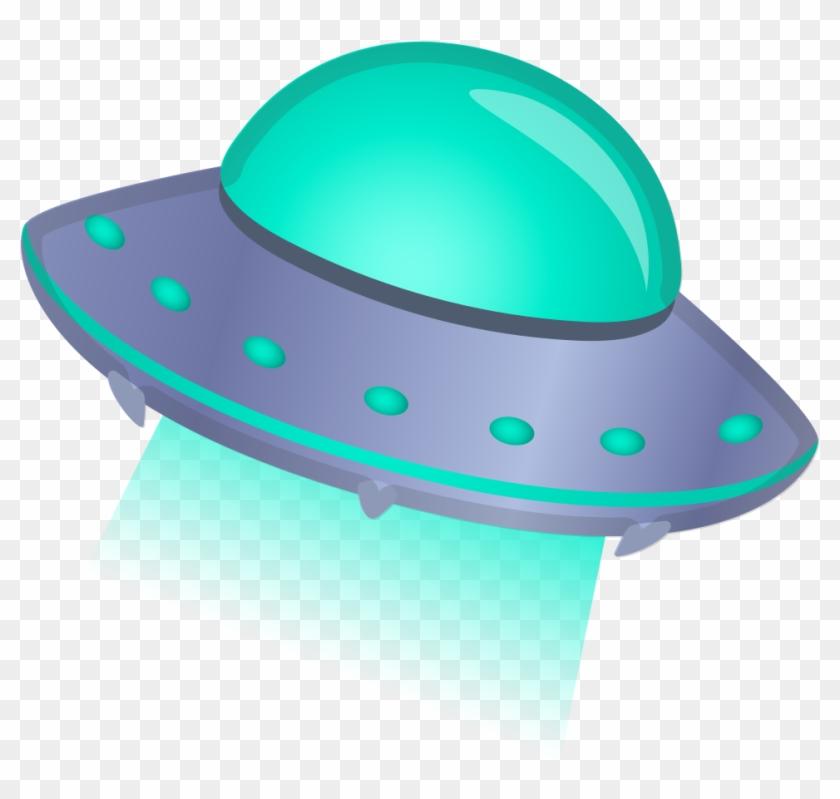 Flying Saucer Icon - Flying Saucer Emoji Png #1217172