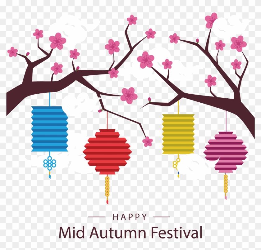 Mooncake Lantern Festival M - Mid-autumn Festival #1217535