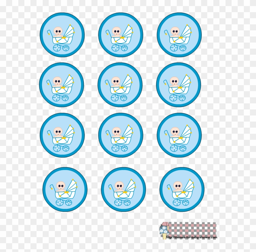 image relating to Free Printable Baby Shower Labels named Absolutely free Printable Little one Boy Shower Labels - Stickers Para Youngster