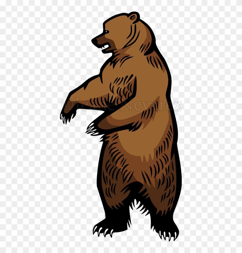 Grizzly Bear Polar Bear Clip Art, PNG, 1431x1600px, Bear, Bear Attack, Big  Cats, Brown Bear, Carnivoran